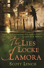 כריכה the lies of locke lamora