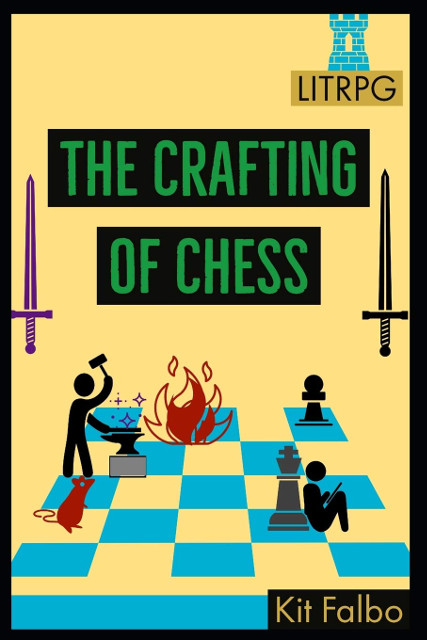 כריכת The crafting of chess