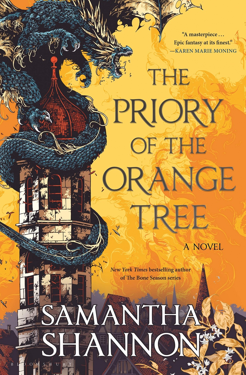 המדף הז'אנרי: The Priory of the Orange Tree – סמנתה שאנון